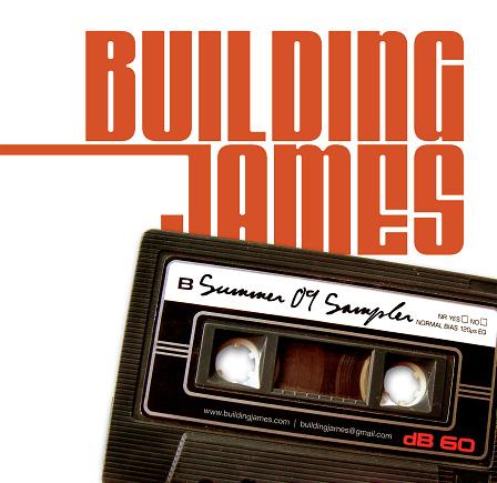 Building James Sampler CD cover
