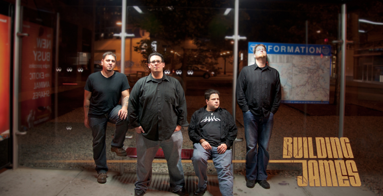 Boston Bench - Band shot