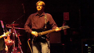 Andrew Watson - Lead Guitar and Backing Vocals