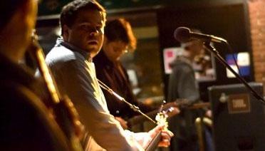 Dan Buckner - Guitar and Vocals